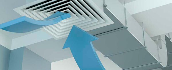 Sanitización - Sistemas de Ventilación